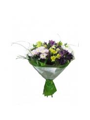 Букет с хризантемой №Х0007