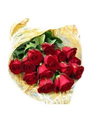 Букет из роз №Р0012