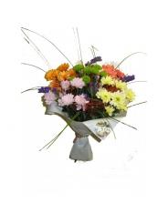Букет с хризантемой №Х0005