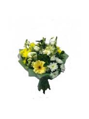 Букет с хризантемой №Х0008