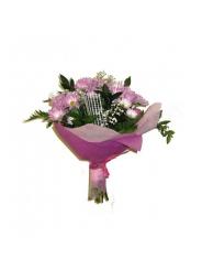 Букет с хризантемой №Х0003