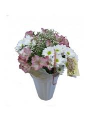 Букет с хризантемой №Х0002