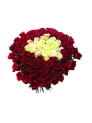 Букет из роз №Р0010